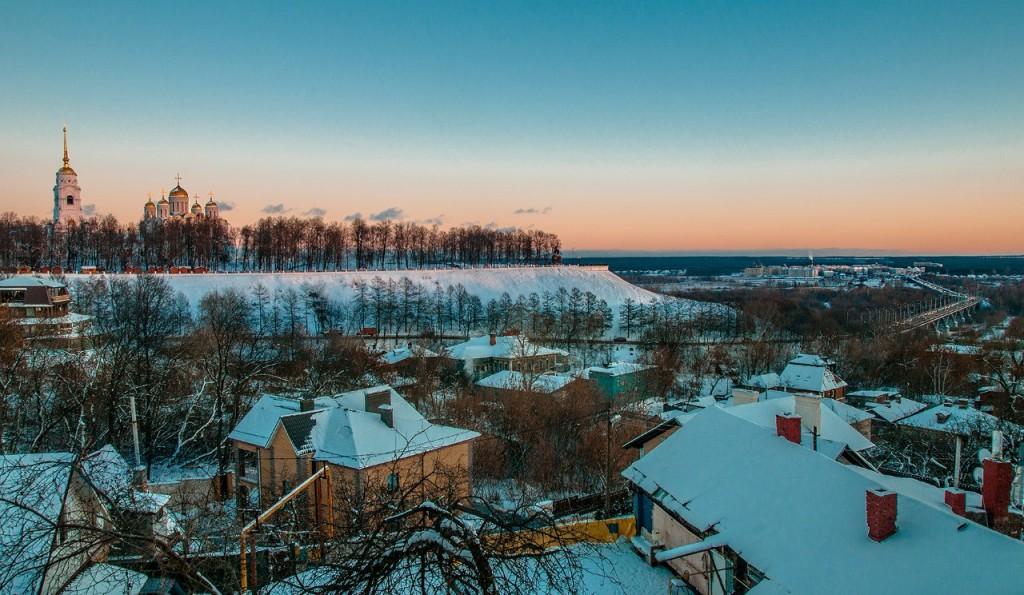 Снежный Владимир 10