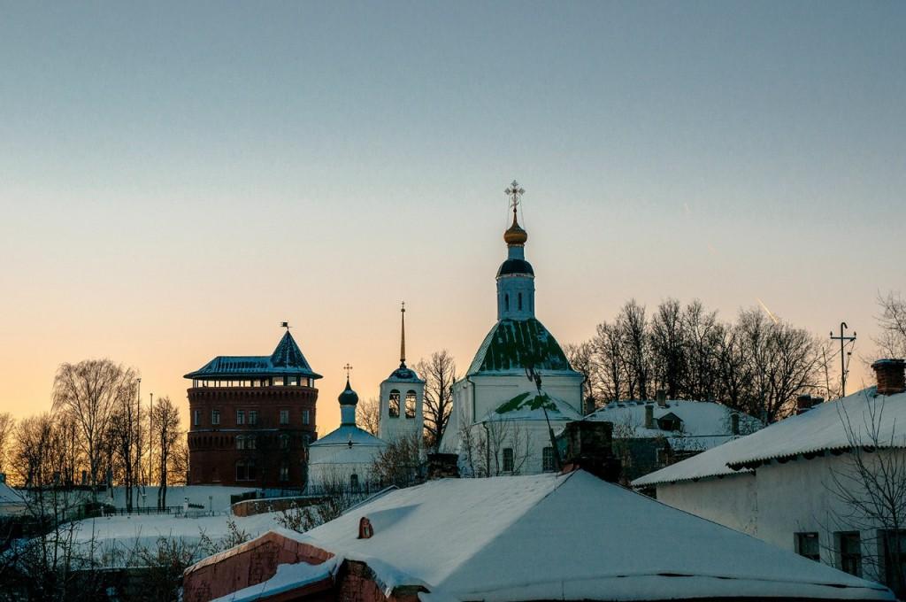 Снежный Владимир 11
