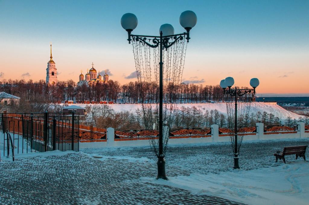 Снежный Владимир 12