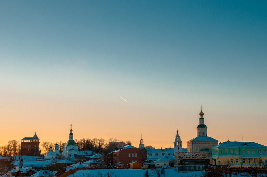 Снежный Владимир 13