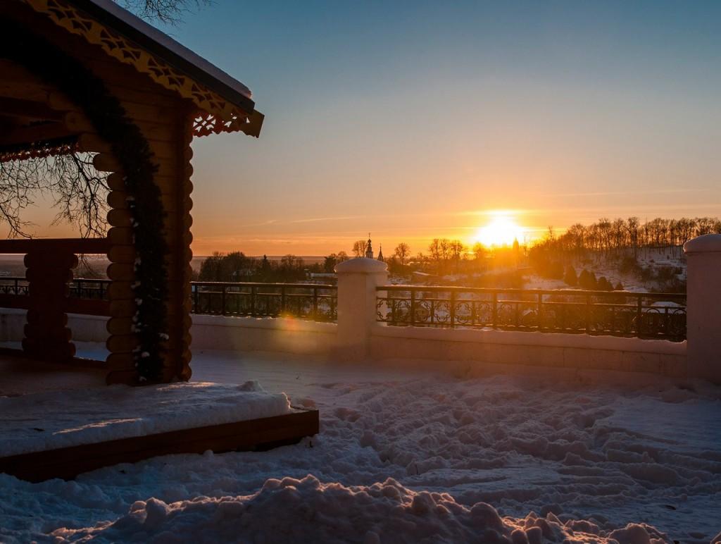 Снежный Владимир 14