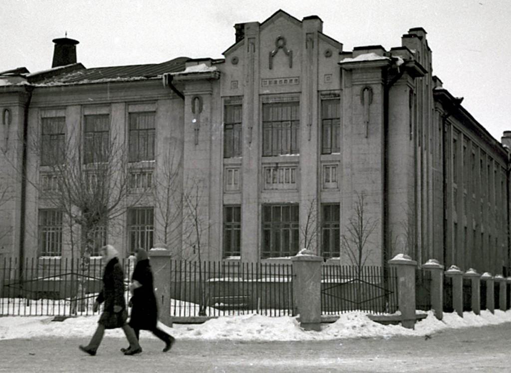 Старые фотографии Улица им. Абельмана в Коврове 02
