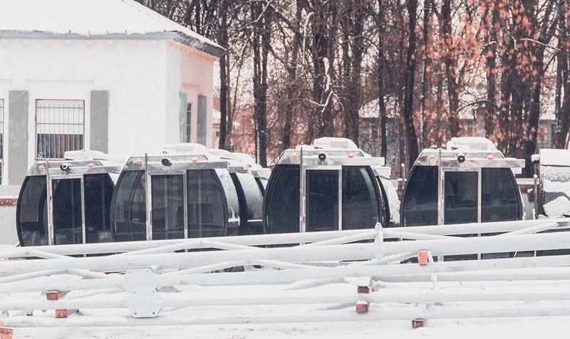 Строительство Колеса Обозрения во Владимире 06