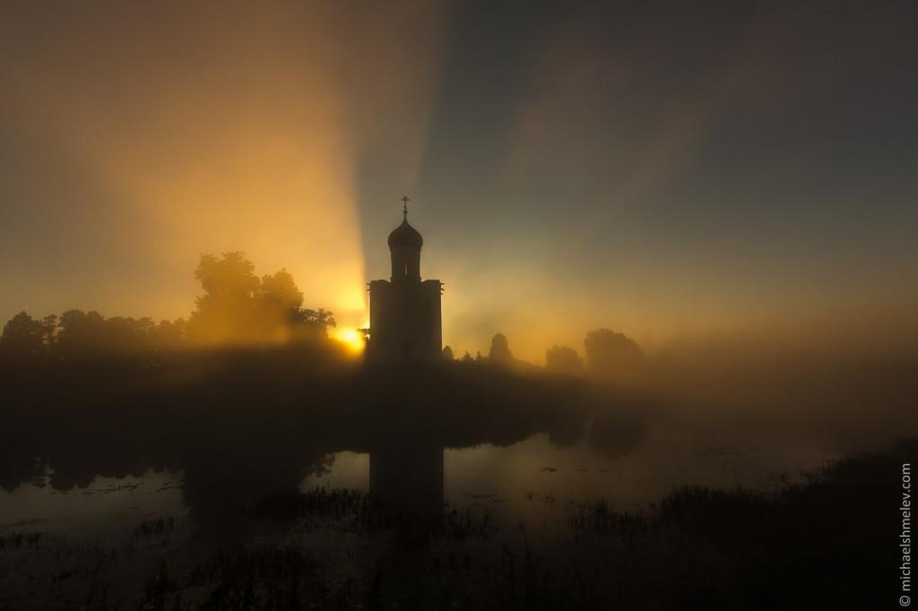 Тайны церкви в Боголюбово 06