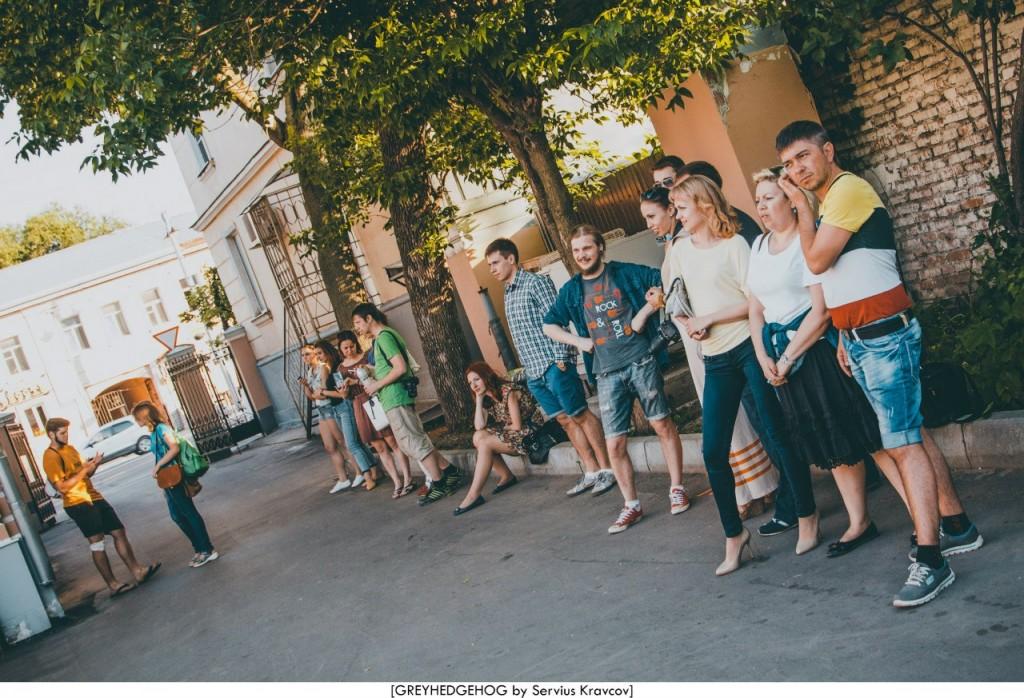 Танцы на свежем воздухе во Владимире 003