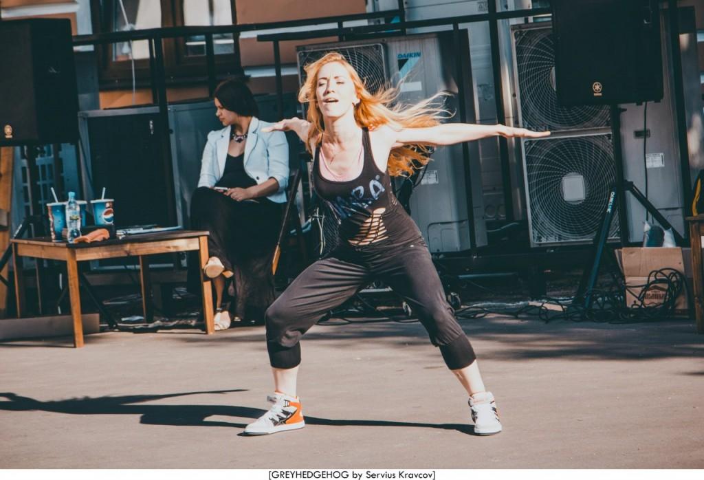 Танцы на свежем воздухе во Владимире 014