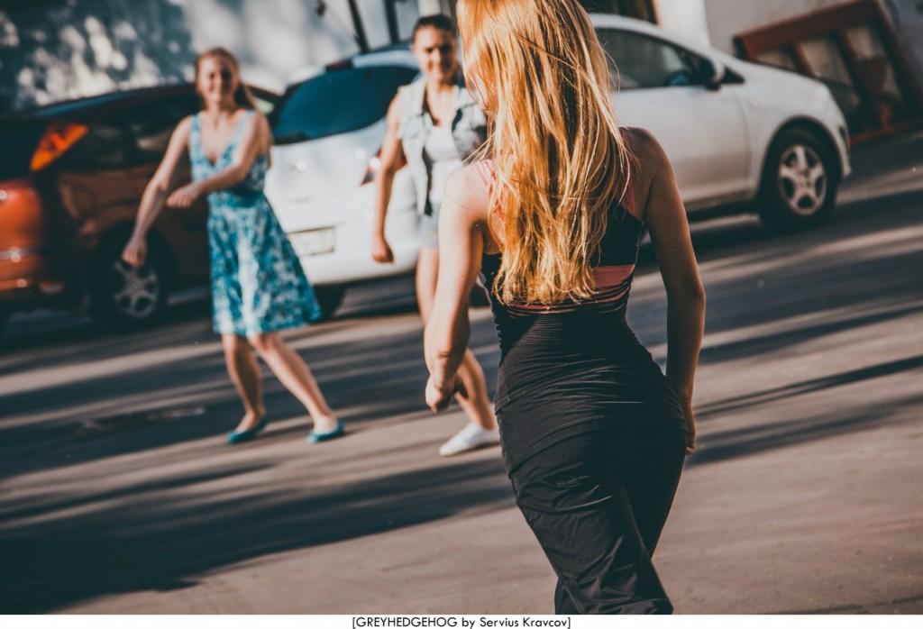 Танцы на свежем воздухе во Владимире 016