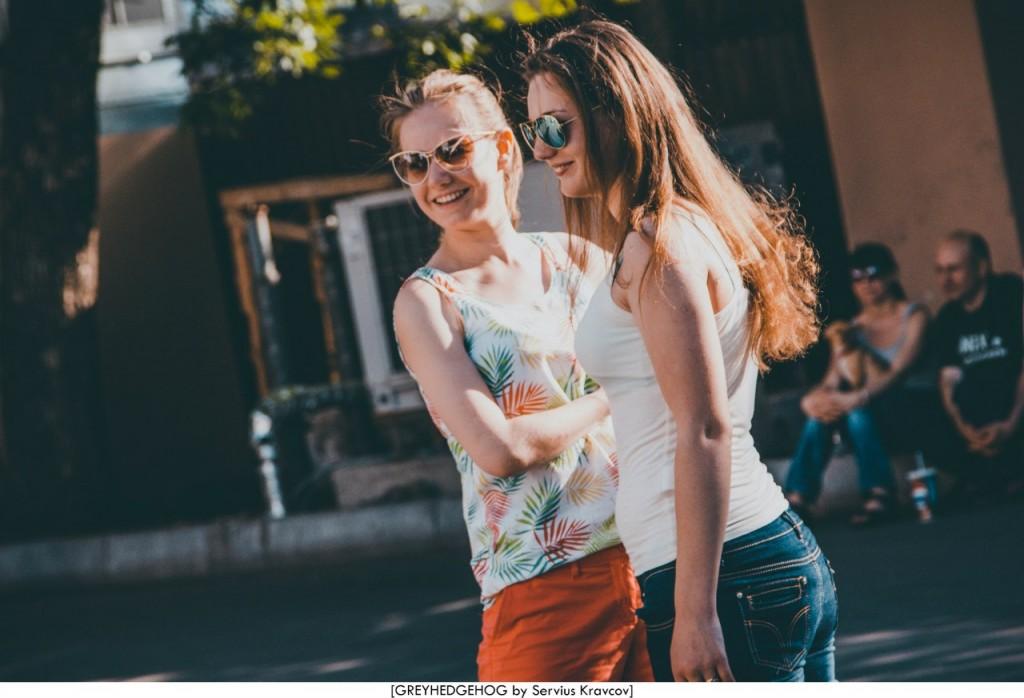 Танцы на свежем воздухе во Владимире 027
