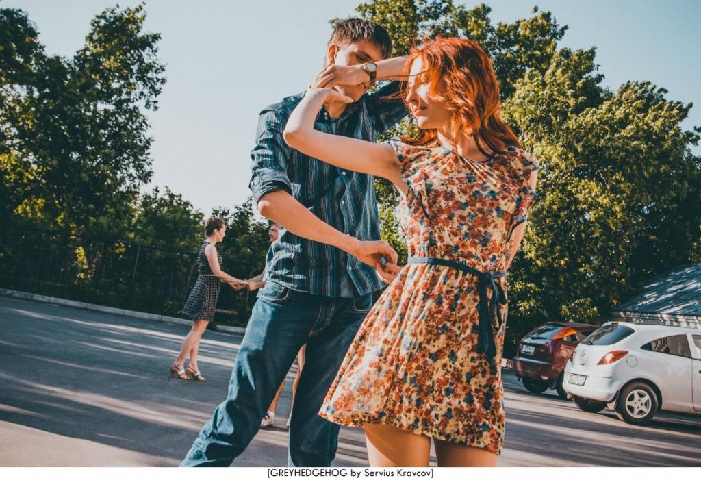 Танцы на свежем воздухе во Владимире 029