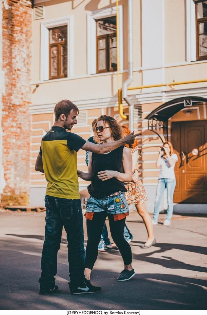 Танцы на свежем воздухе во Владимире 033