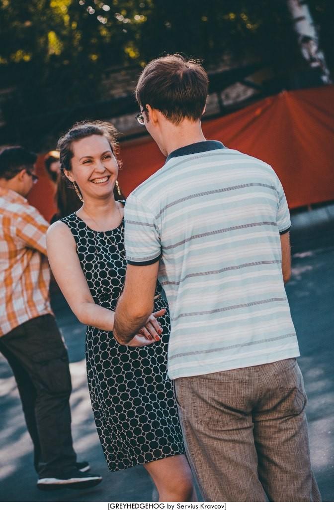 Танцы на свежем воздухе во Владимире 034
