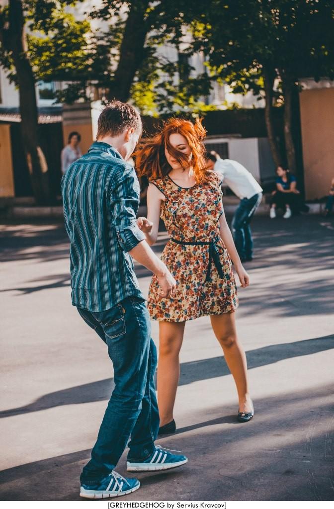 Танцы на свежем воздухе во Владимире 035