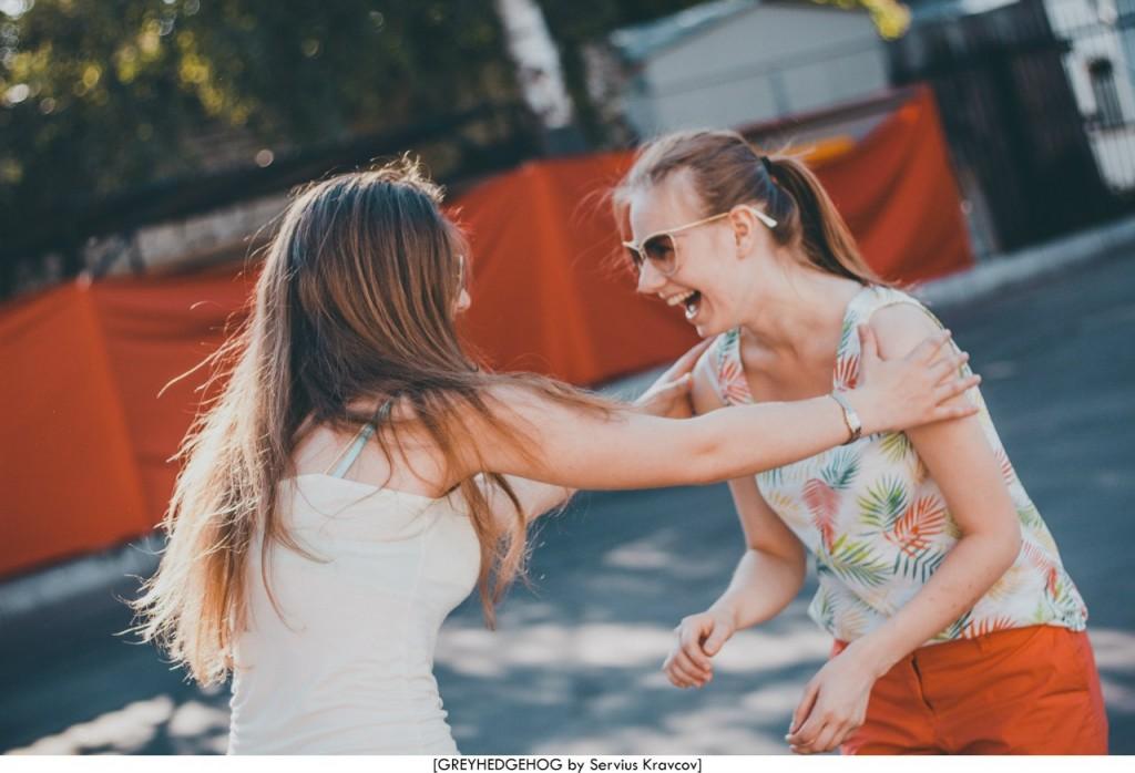 Танцы на свежем воздухе во Владимире 045