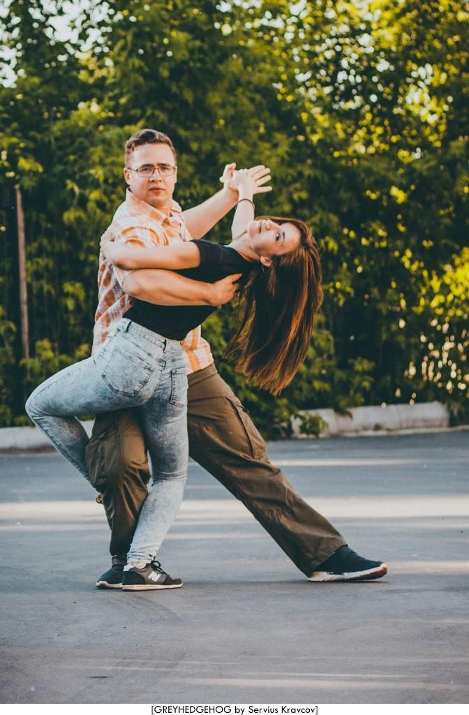 Танцы на свежем воздухе во Владимире 051