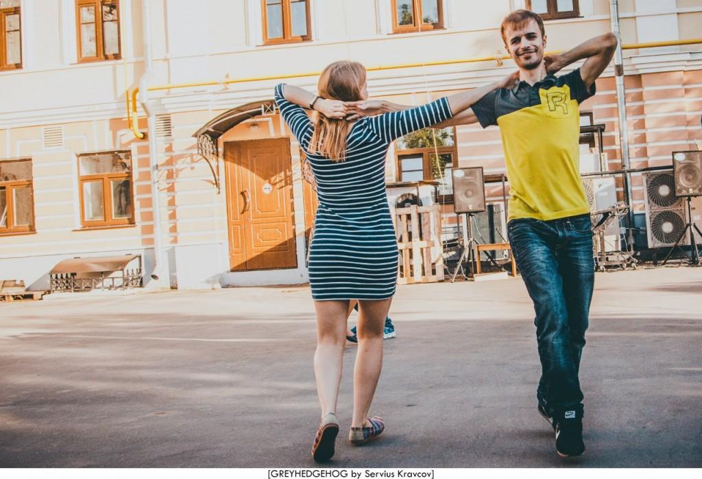 Танцы на свежем воздухе во Владимире 056