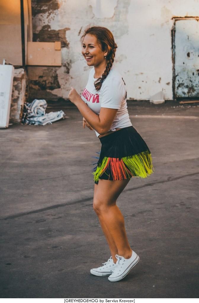 Танцы на свежем воздухе во Владимире 095