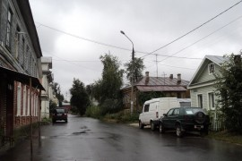 Топонимика улицы Воровского, г. Владимир