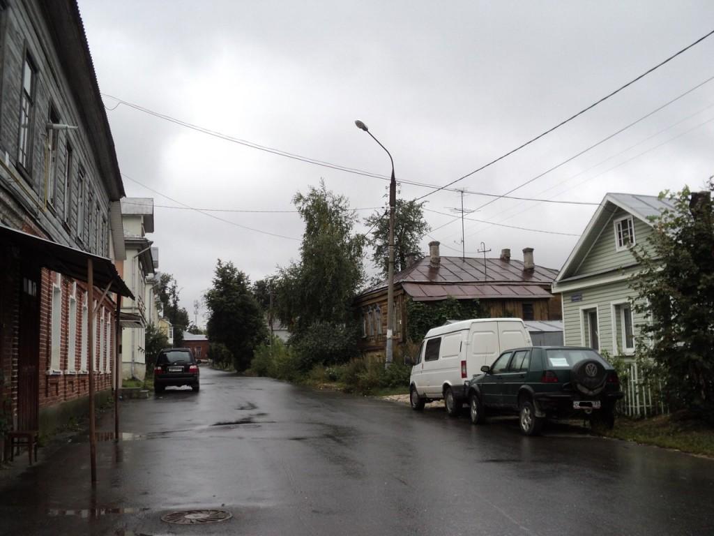 Топонимика улицы Воровского, г. Владимир 01