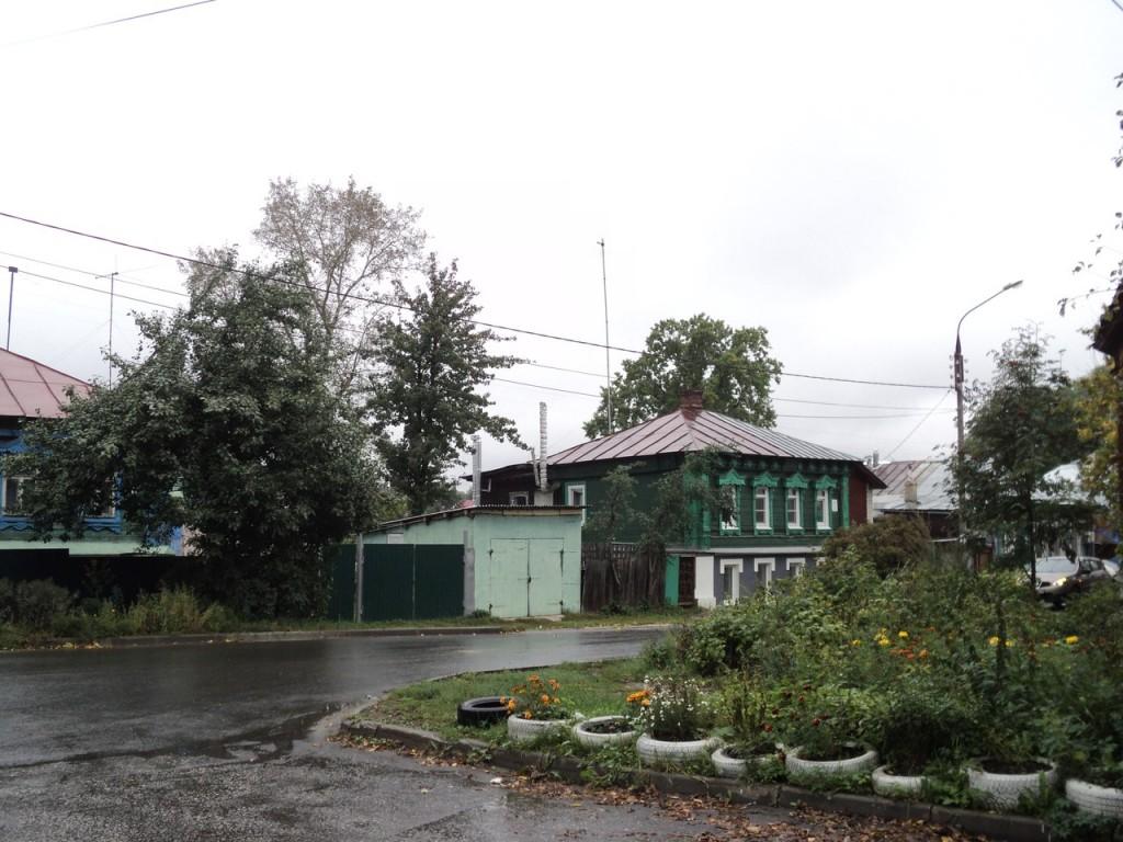 Топонимика улицы Воровского, г. Владимир 04