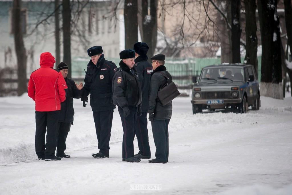 Транспортный пикет во Владимире 13