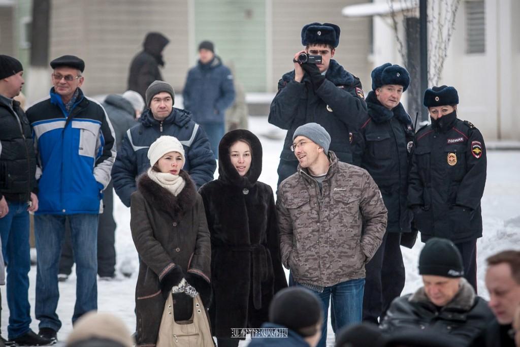 Транспортный пикет во Владимире 14