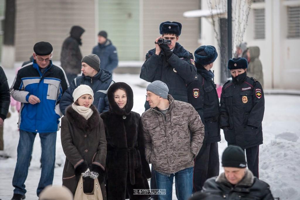 Транспортный пикет во Владимире 15