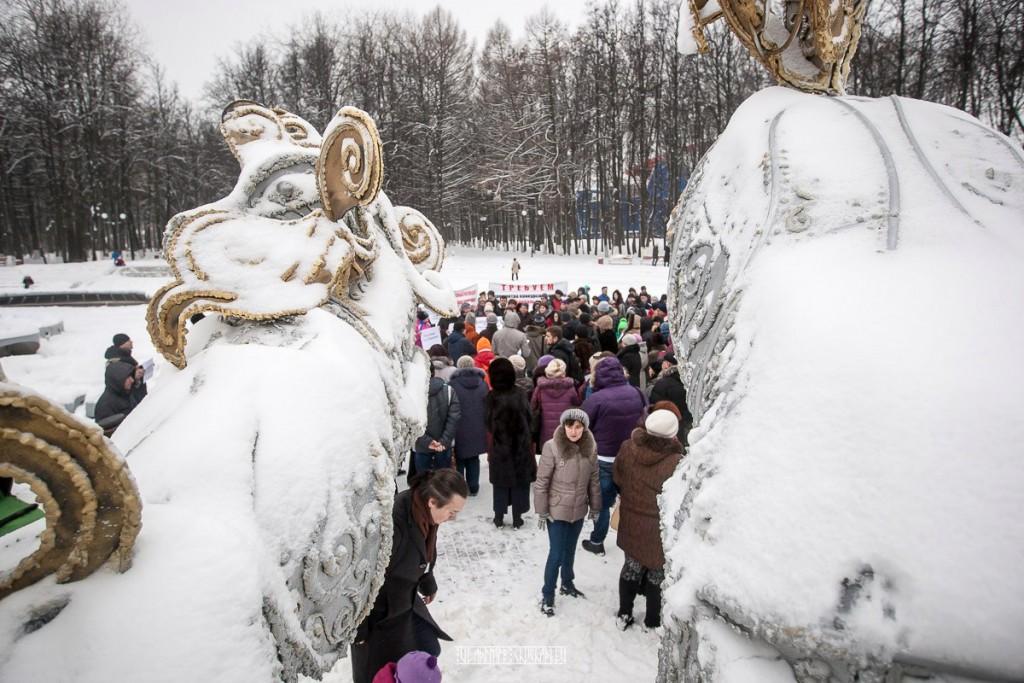 Транспортный пикет во Владимире 18