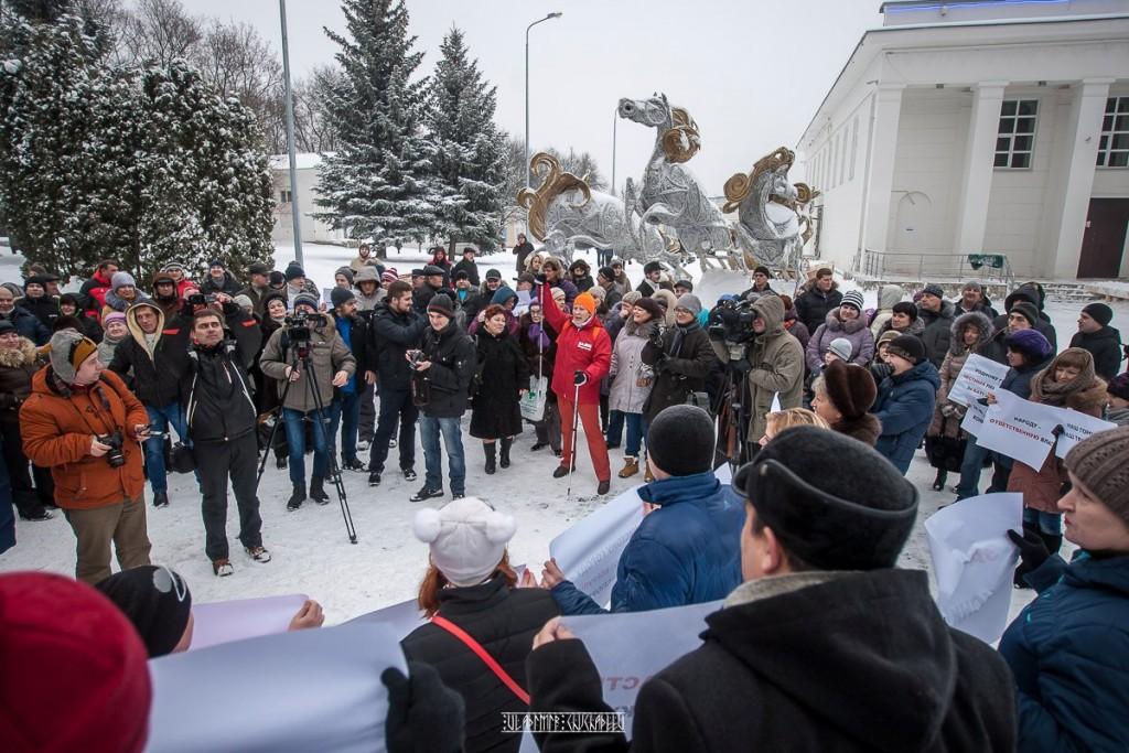 Транспортный пикет во Владимире 20