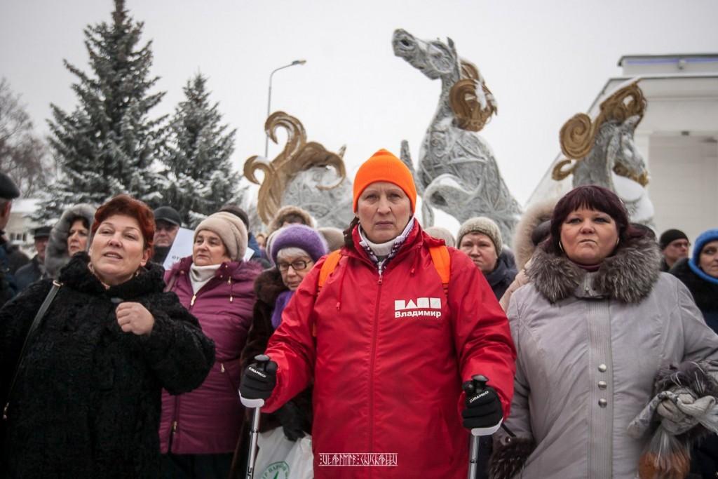 Транспортный пикет во Владимире 21