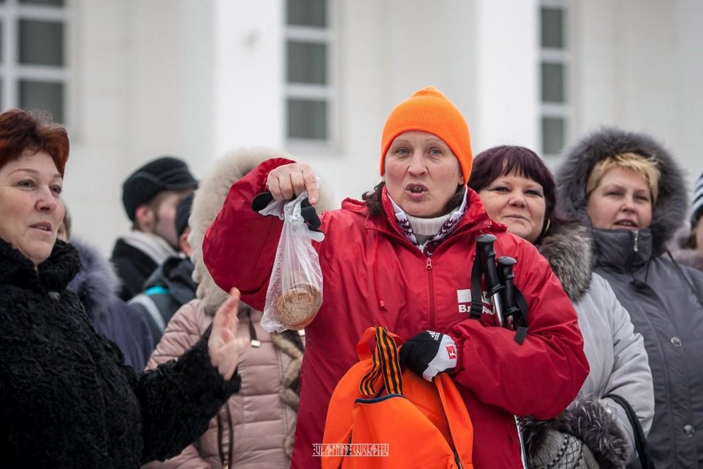 Транспортный пикет во Владимире 25