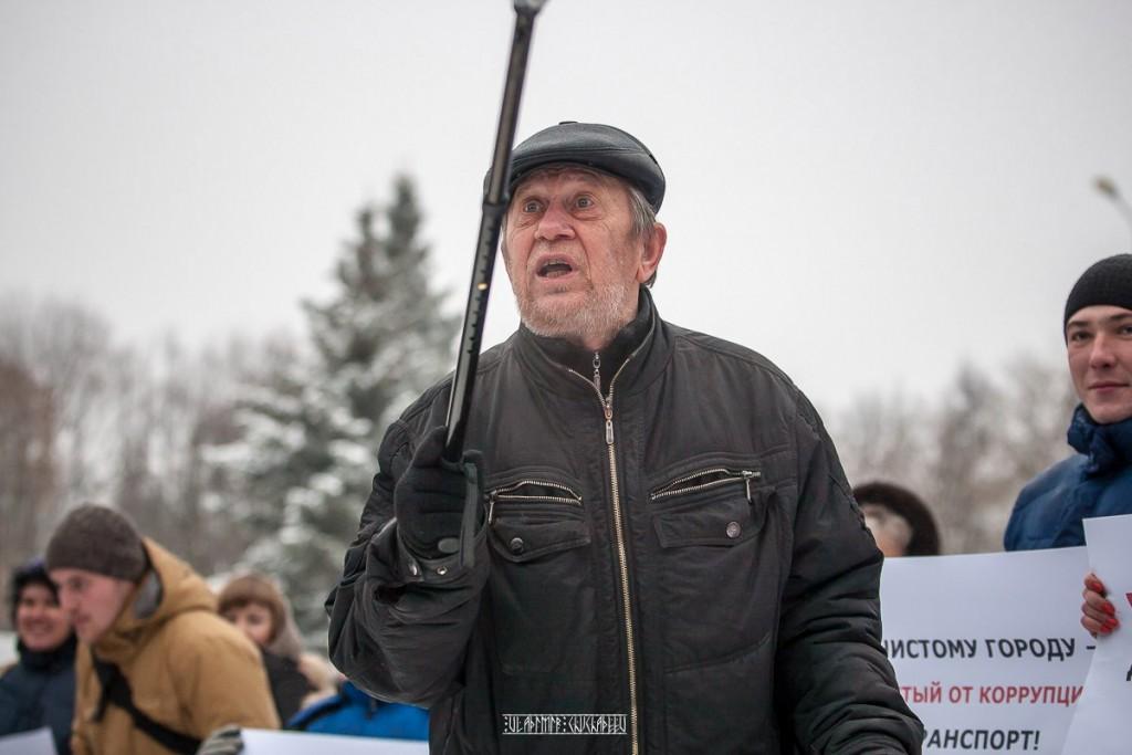 Транспортный пикет во Владимире 26