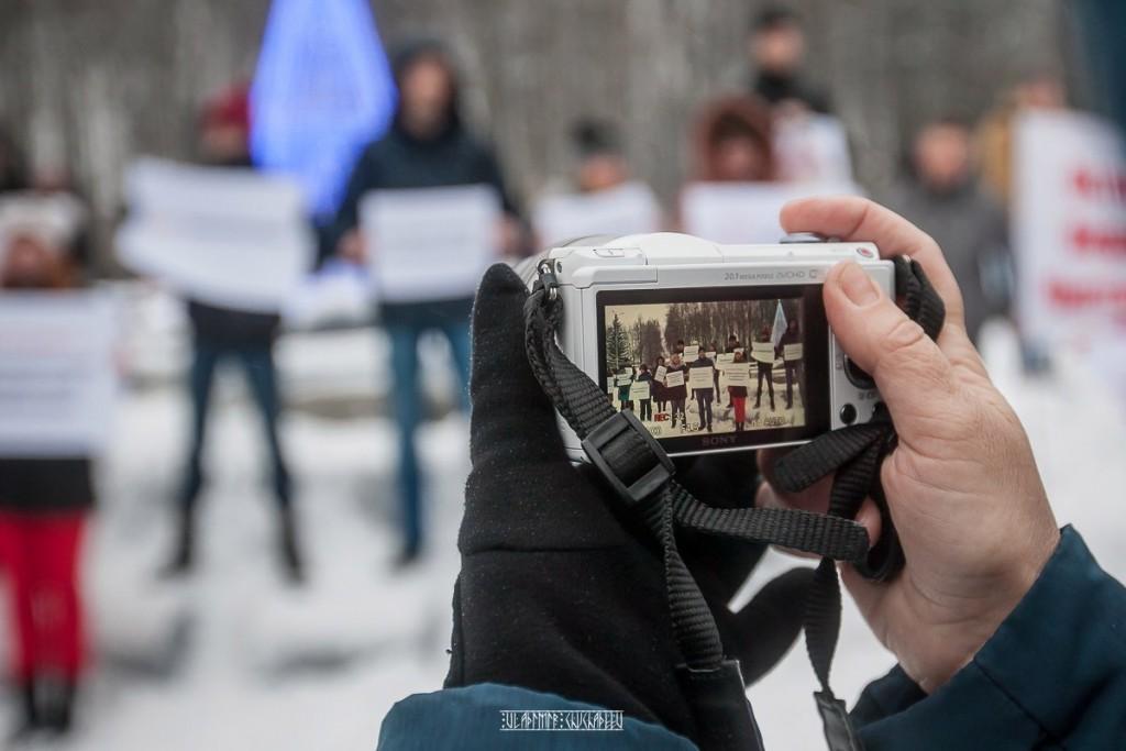 Транспортный пикет во Владимире 30