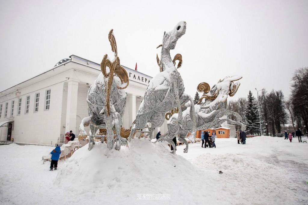 Транспортный пикет во Владимире 44