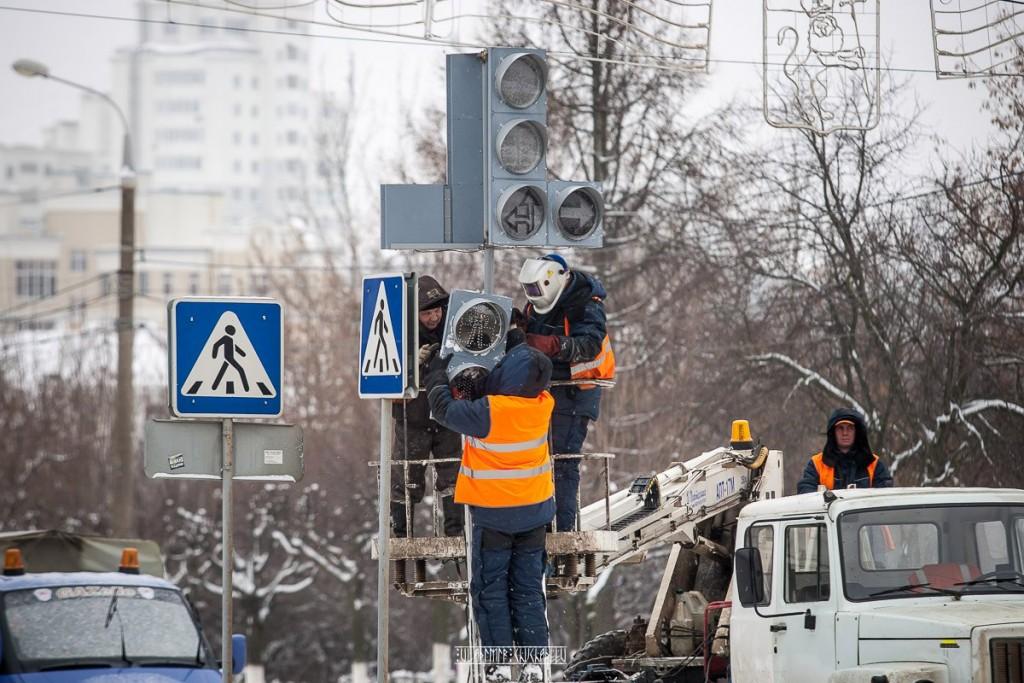 Транспортный пикет во Владимире 50