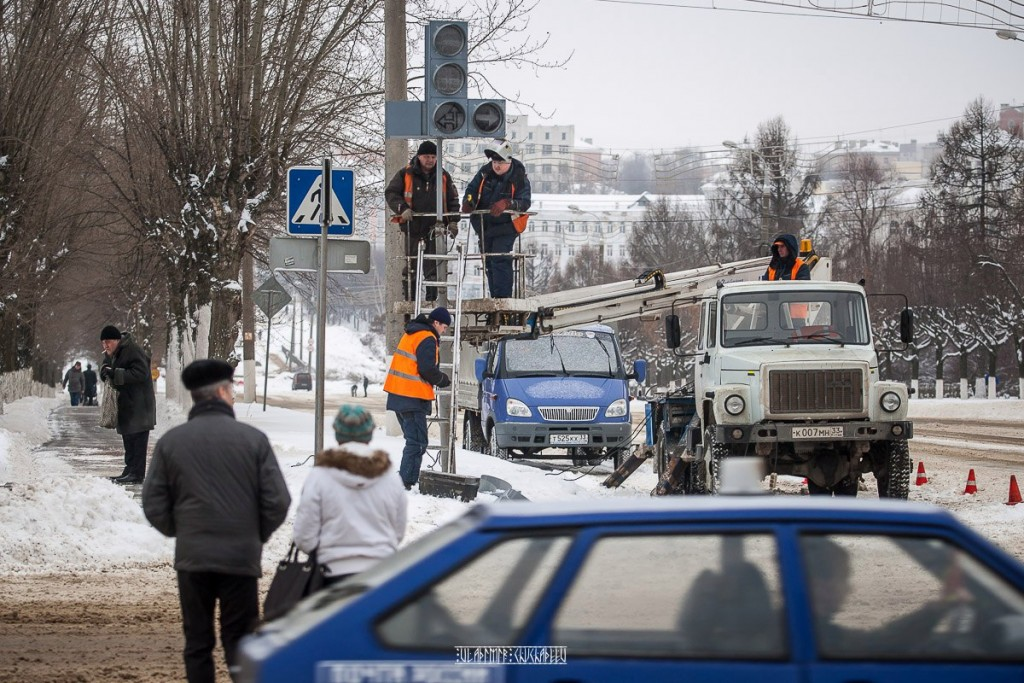 Транспортный пикет во Владимире 51
