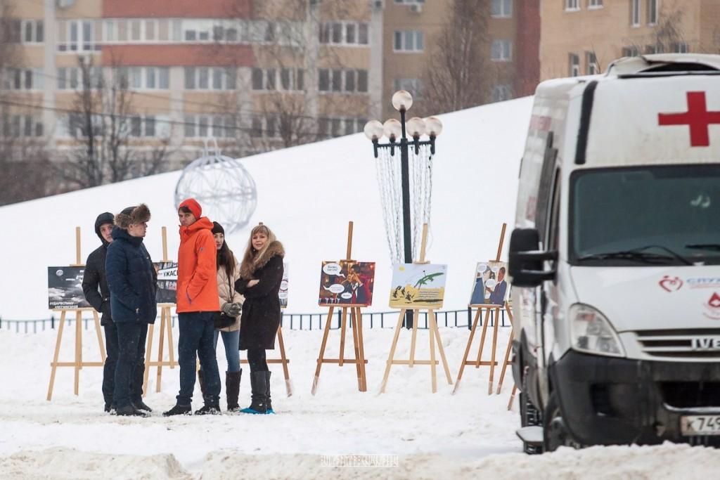 Транспортный пикет во Владимире 52