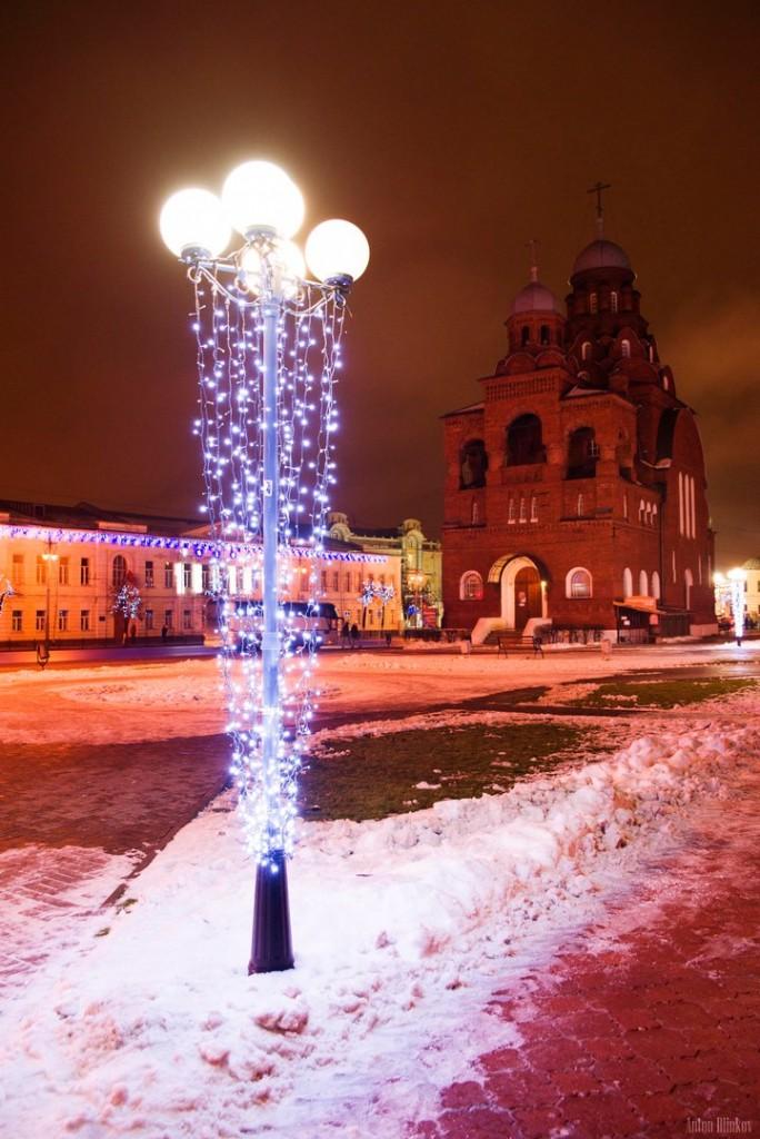 Троицкая церковь, Владимир