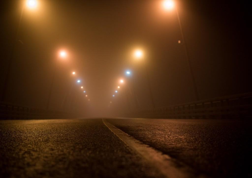 Туман в Муроме в ночь с 24 на 25 октября 03