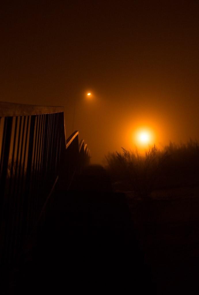 Туман в Муроме в ночь с 24 на 25 октября 04
