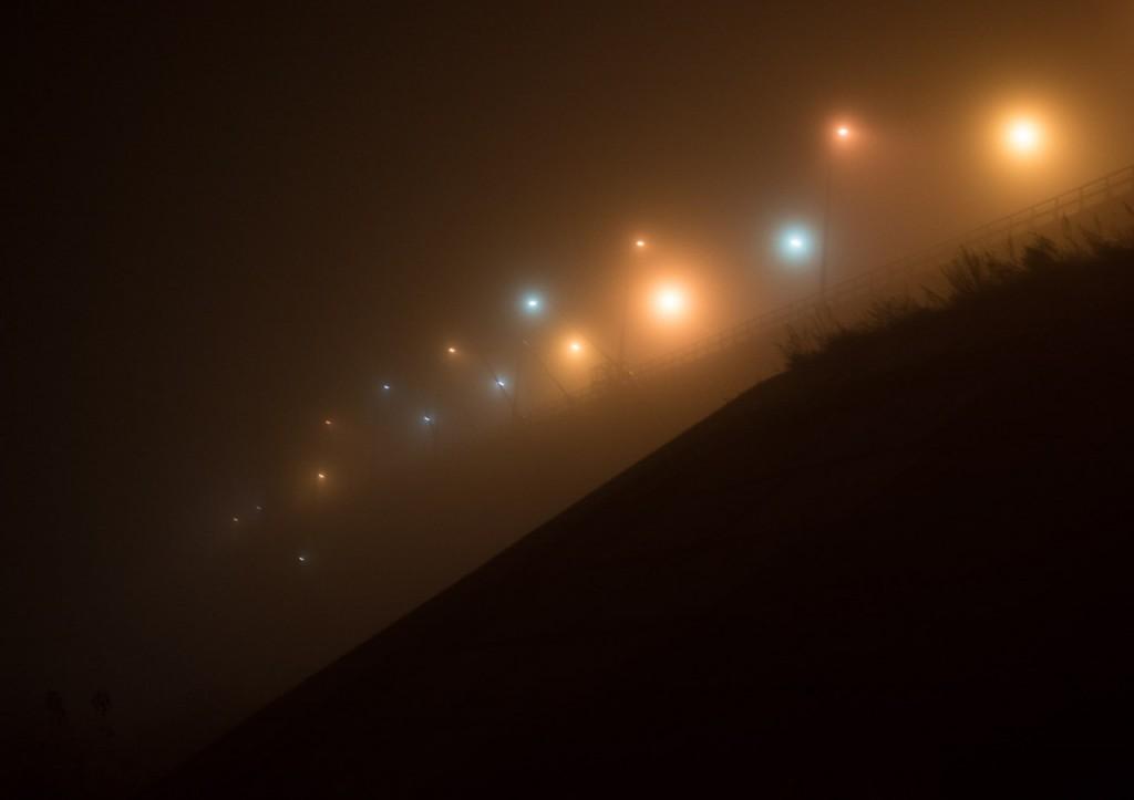 Туман в Муроме в ночь с 24 на 25 октября 05