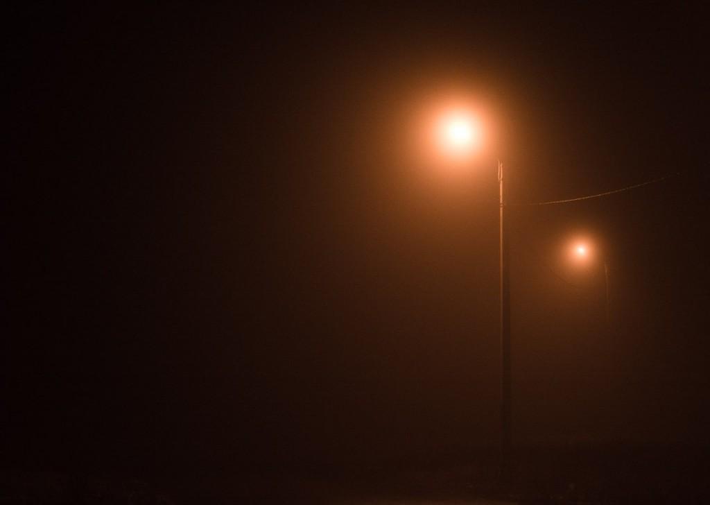 Туман в Муроме в ночь с 24 на 25 октября 06