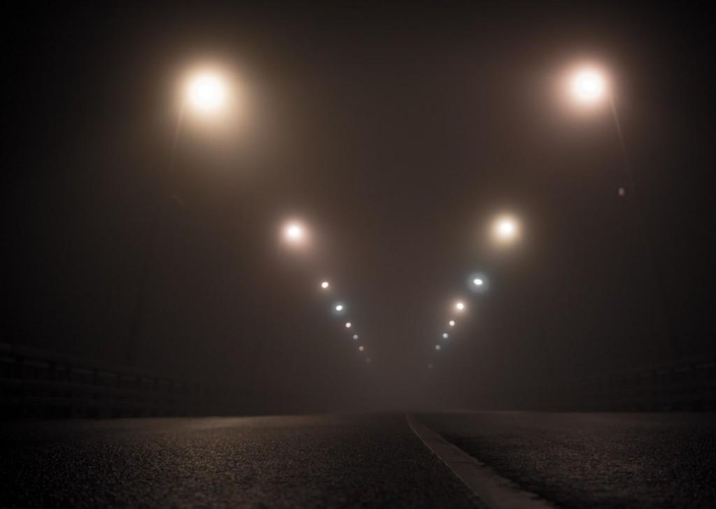 Туман в Муроме в ночь с 24 на 25 октября 08