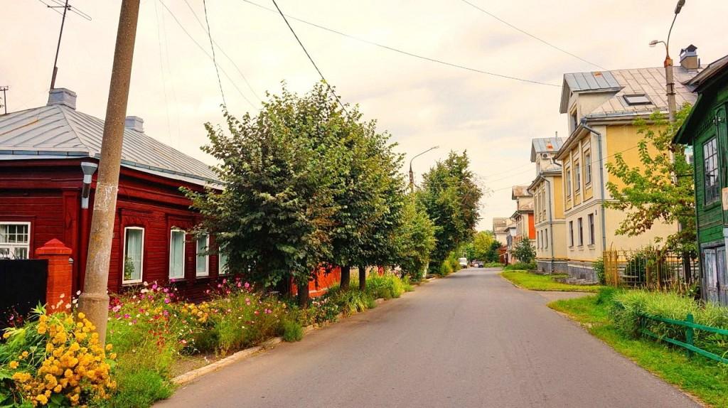 Улица Воровского во Владимире 2