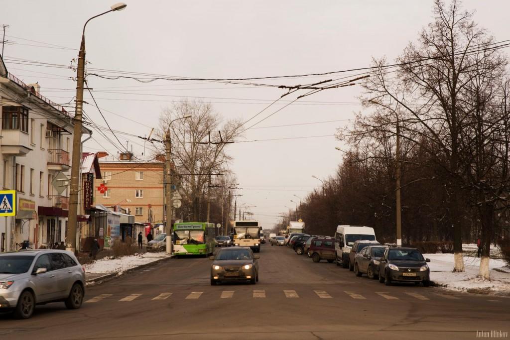 Улица Чайковского. г. Владимир 04