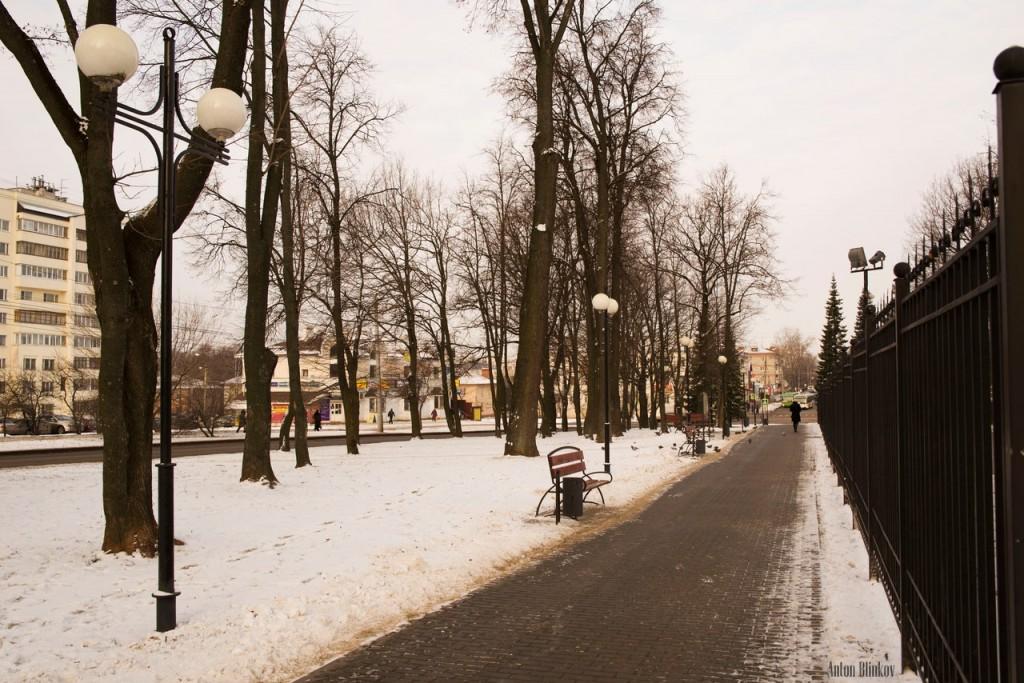 Улица Чайковского. г. Владимир 05