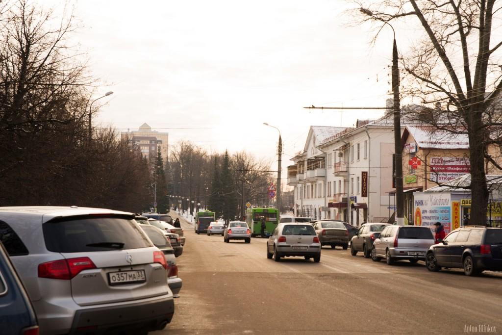 Улица Чайковского. г. Владимир 06