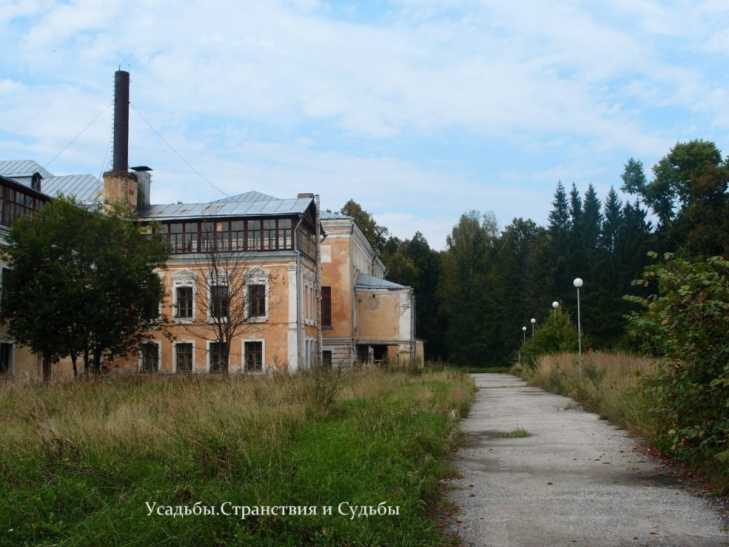 Усадьба Андреевское (Петушинский район) 12