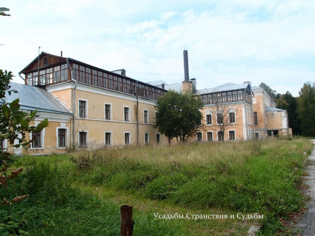 Усадьба Андреевское (Петушинский район) 13