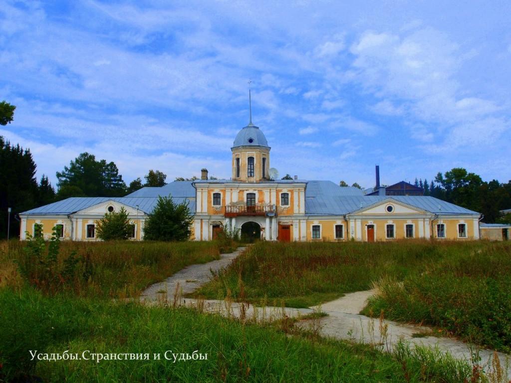 Усадьба Андреевское (Петушинский район) 17