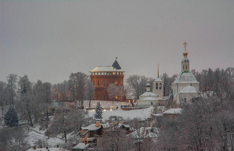 Уют старого Владимира